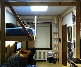 Hanging Loft Bed