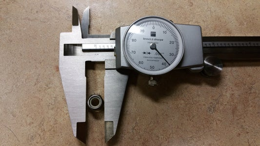Measure Your Nuts and Bolts.