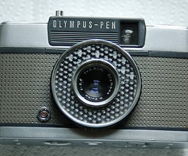 Olympus Pen-EE Shutter Repair and Overhaul