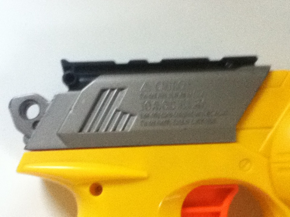 Picture of Remove Screws From Priming Handle