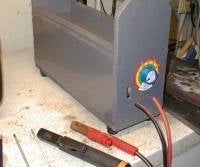 Small 110 volt arc welder (NYDG)