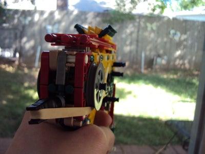(T.B.A.P) V.2 Thunder Bolt Assault Pistol V.2