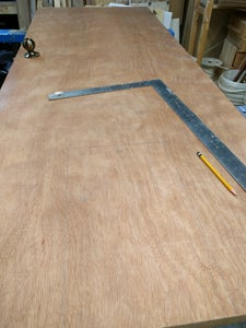 Cutting the Door and Making an Opening
