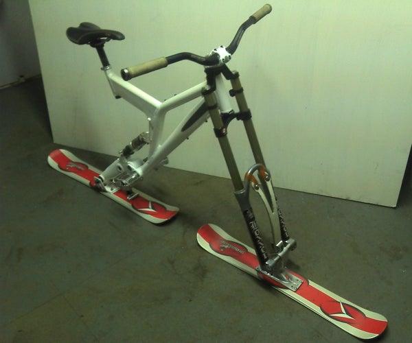 Ski-bike ( Full Suspension )