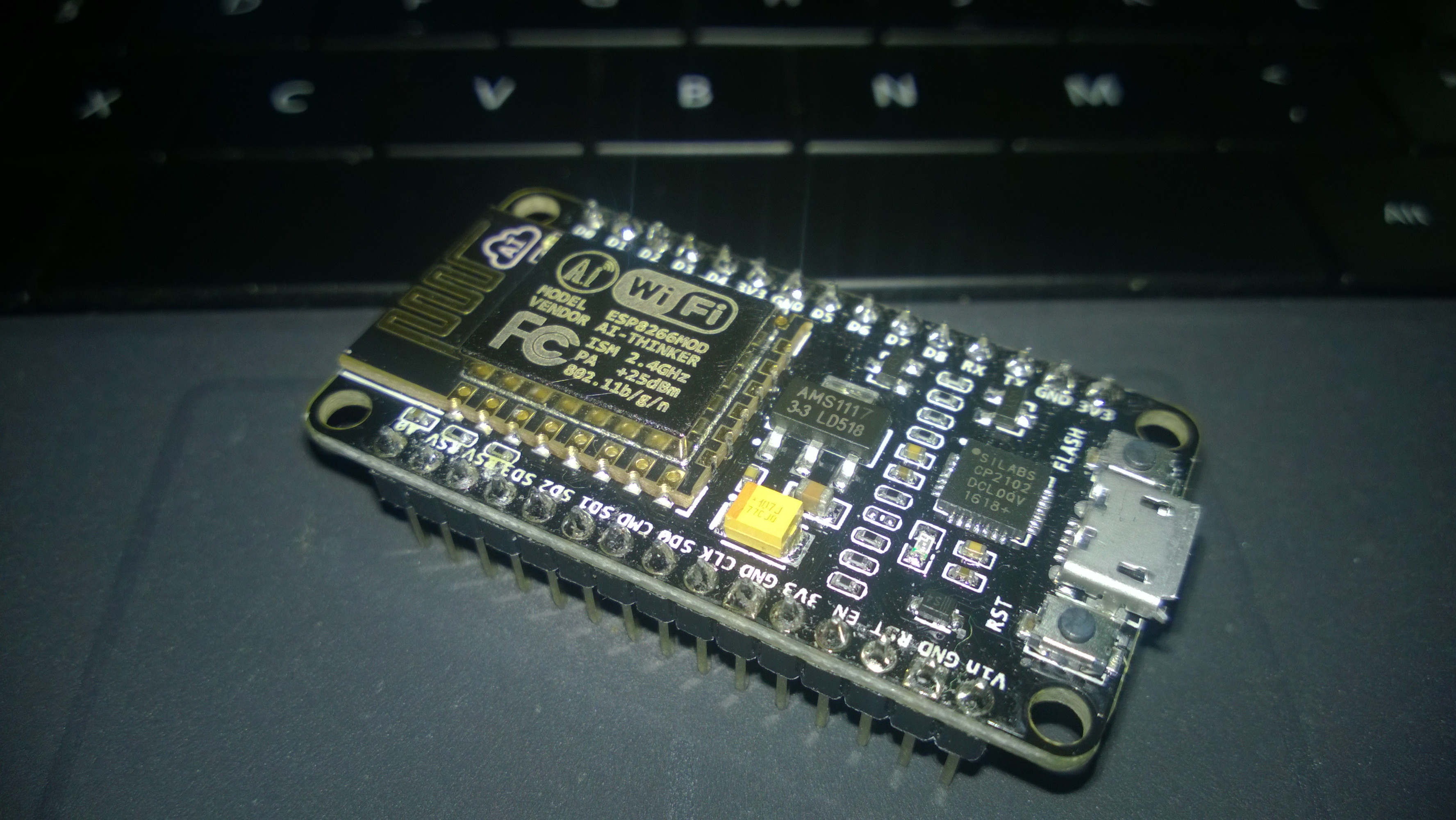 Picture of Build a Custom ESP8266 Arduino WiFi Library