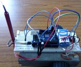 Remote Control Car Using Arduino and TSOP