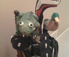 Custom Golf Club Head Cover