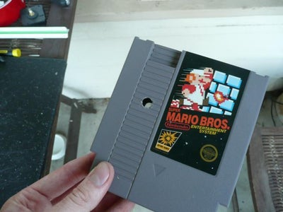 Prepare the Back of the Cartridge