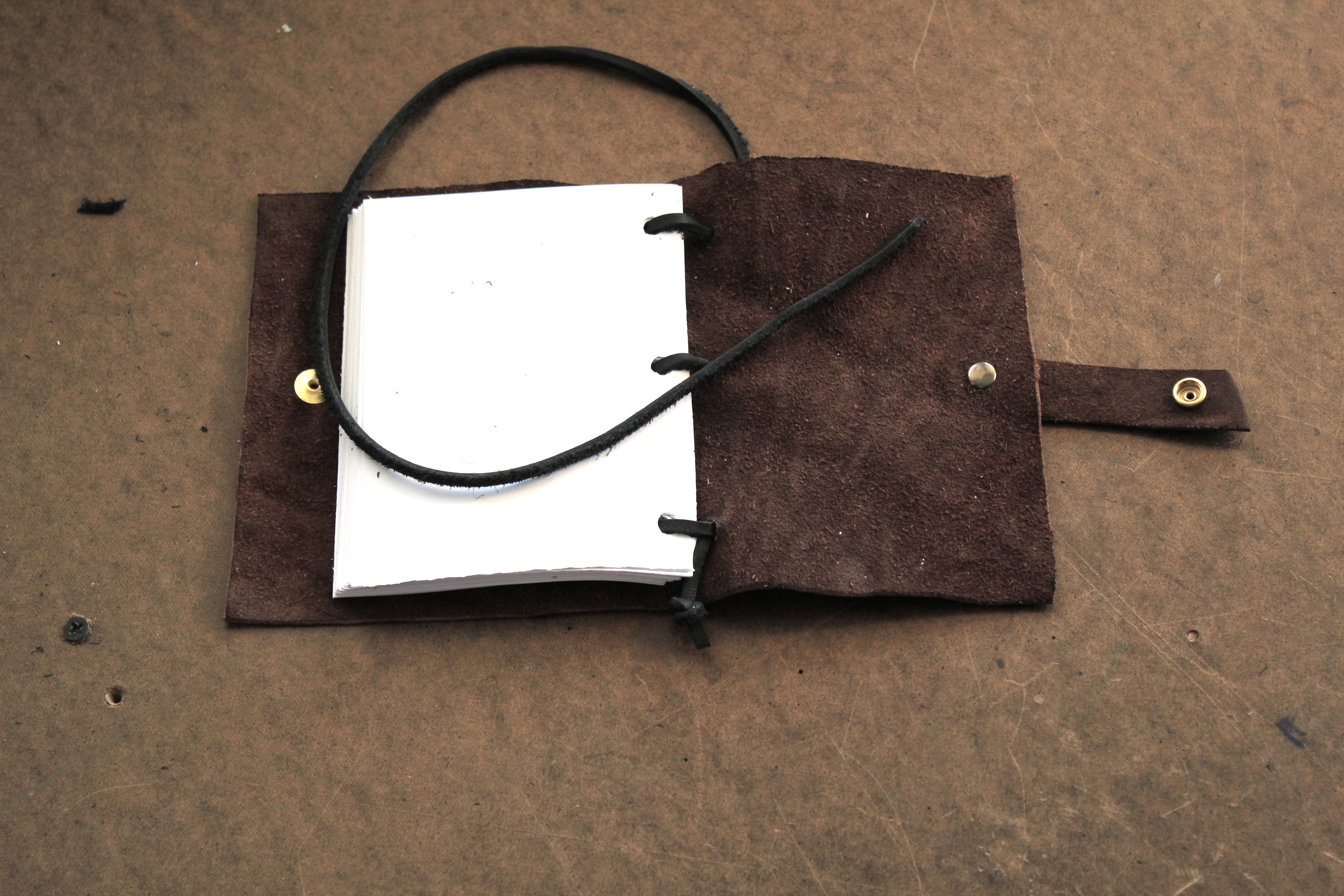 Picture of Lace Notebook