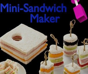 Mini-Sandwich Maker