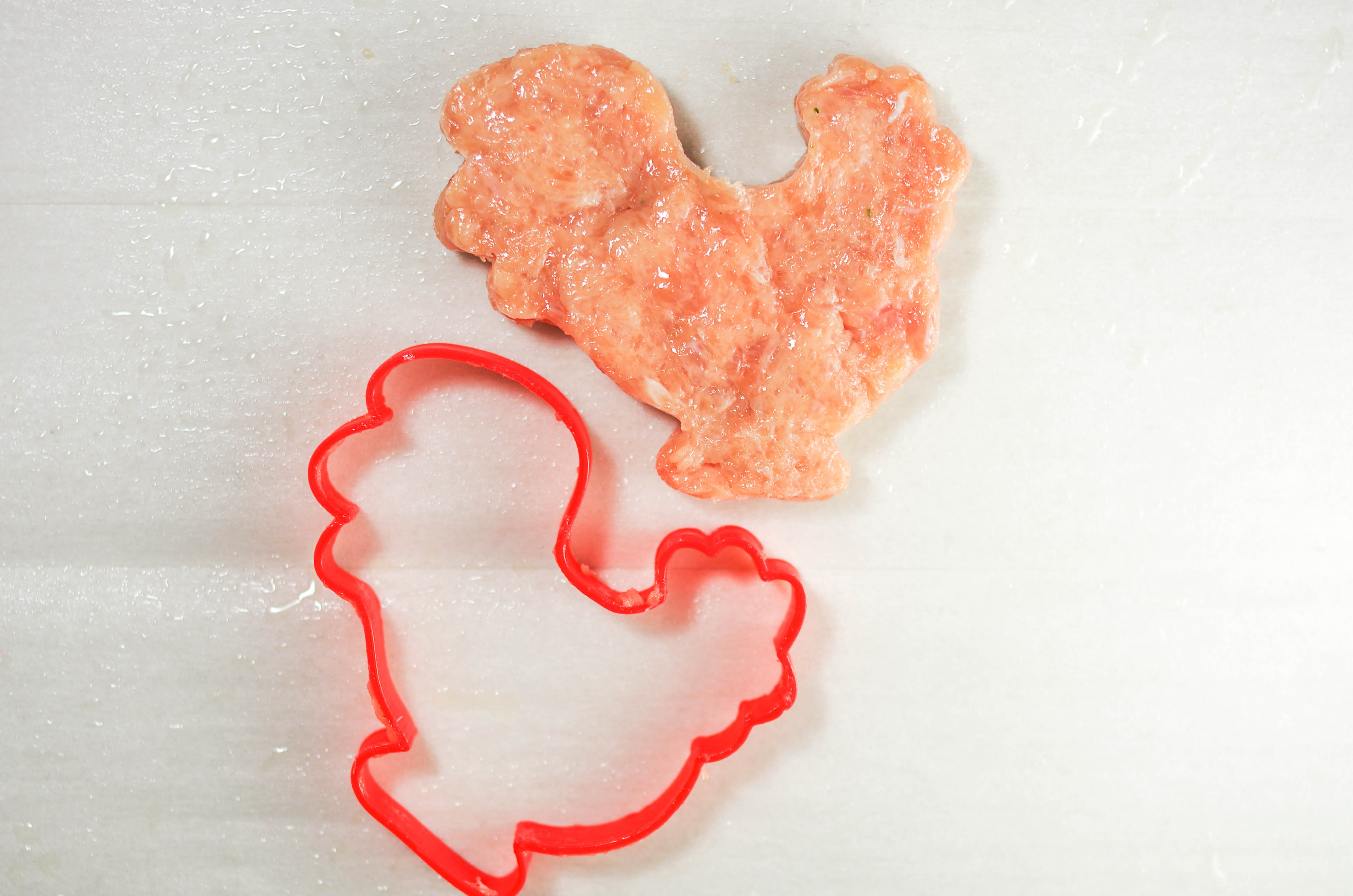 Picture of Make Your Chicken Goo Look Like a Chicken