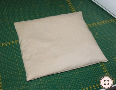 Making the Pillow
