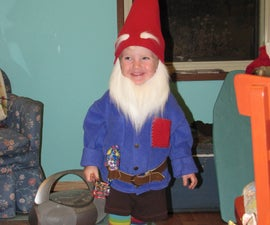 Wee Gnome Halloween Costume