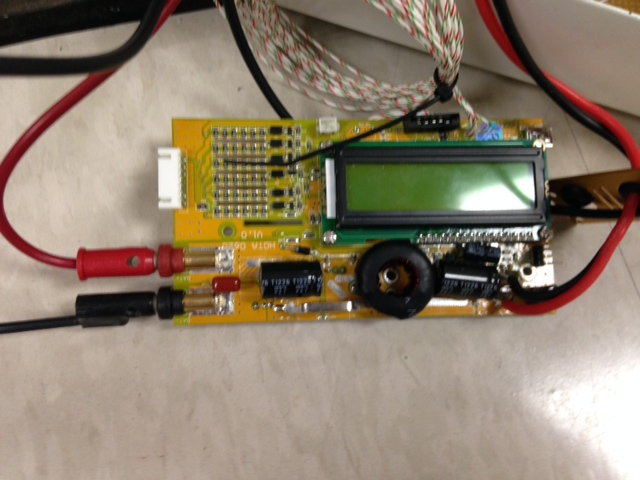 Picture of Arduino Integration (Charging the Battery)