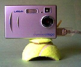 Tennis Ball Tripod