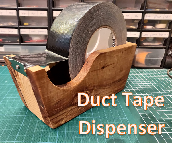 Duct Tape Dispenser