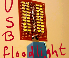 USB Floodlight
