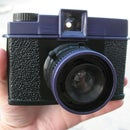 How to paint a plastic camera