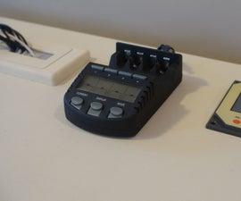 Charging AA & AAA batteries from Solar - an addendum