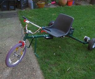 600W Electric Trike