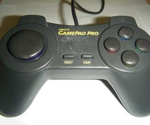 Enhance a Gamepad With Sugru
