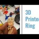 Create Movable 3D Printed Jewelry Using CAD