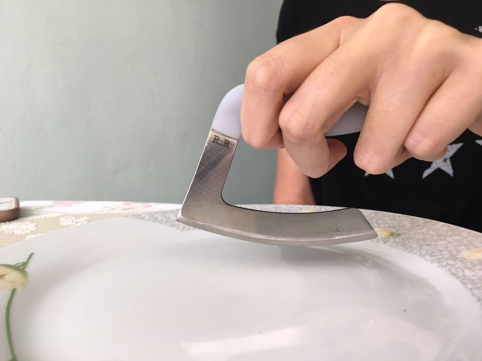 Picture of One Handed Cutting Knife