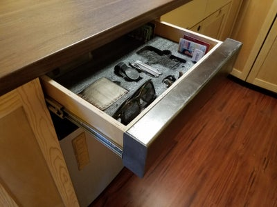 EDC Drawer With a Secret