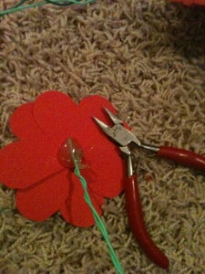 Assembling Flowers