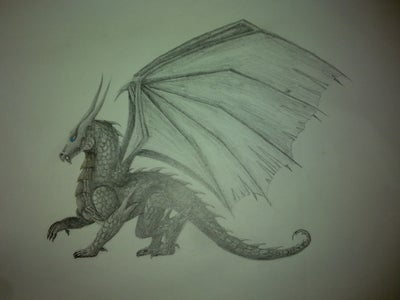 Another Dragon I Made
