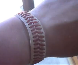 Baseball Bracelet!