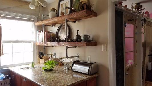Adding the Shelves