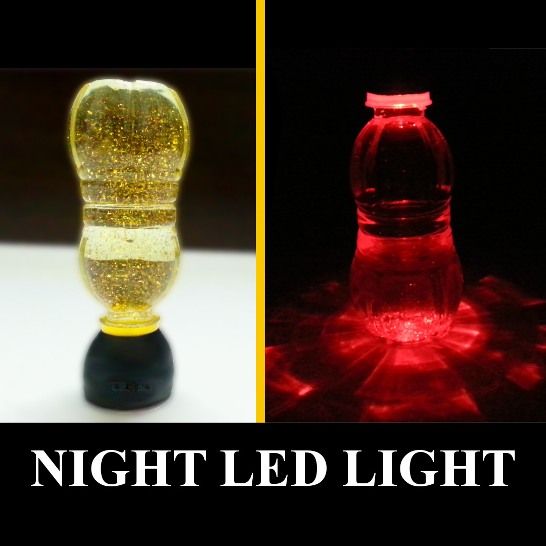 Picture of DIY - LED Night Light
