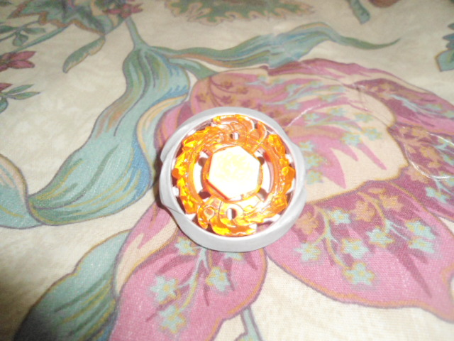 Picture of Follow the Instructions on How to Build a Beyblader