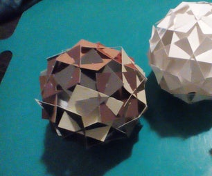 Paper Snowball #2