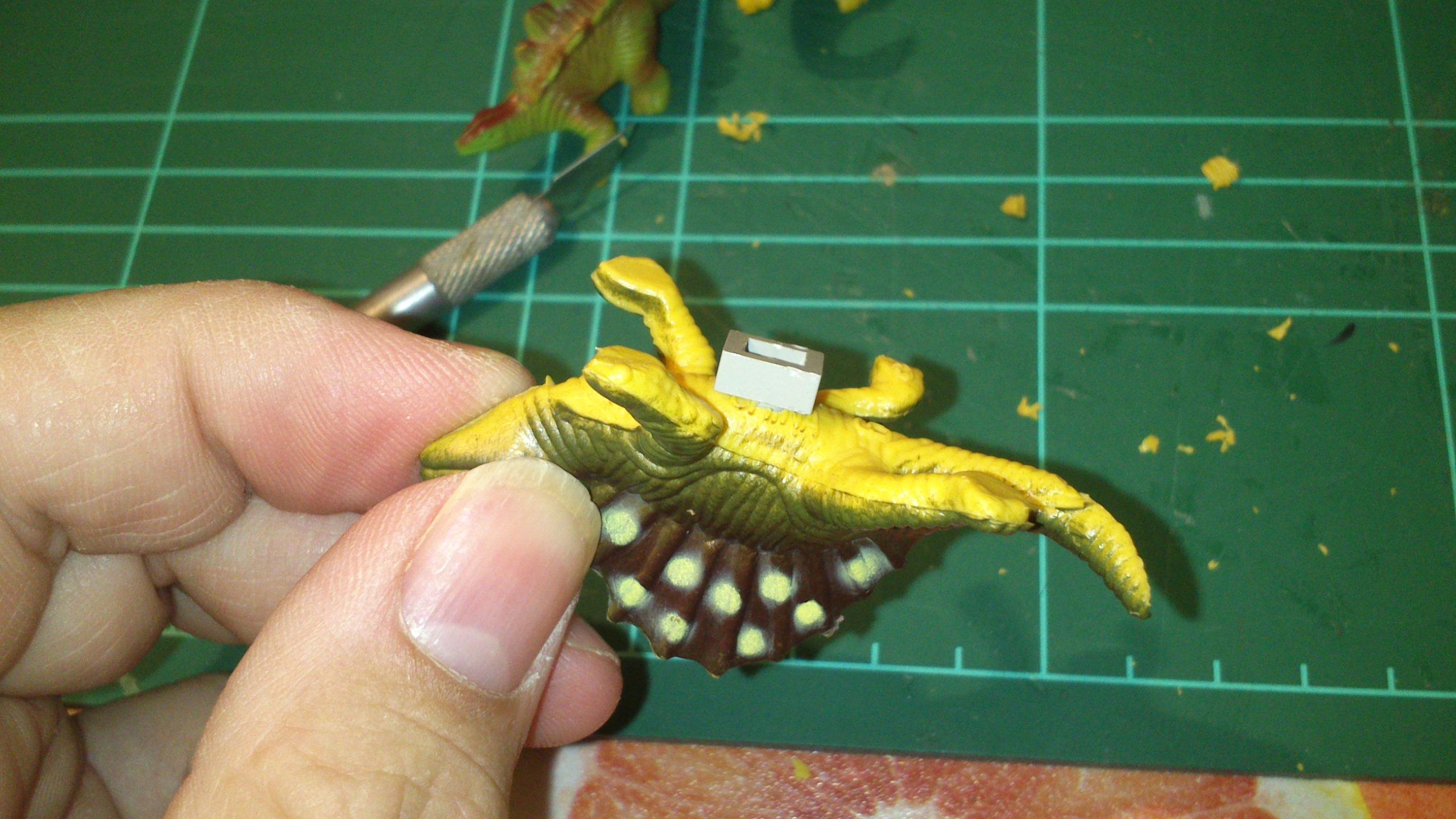Picture of Bellysaurus