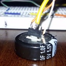 Super Capacitor Battery for Mouse