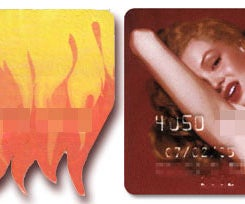 Skin Your Credit Card With SWEET Designs
