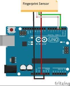 Configuring Fingerprint Sensor