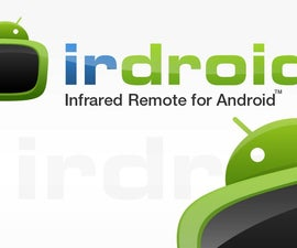 DIY infrared remote control for Android