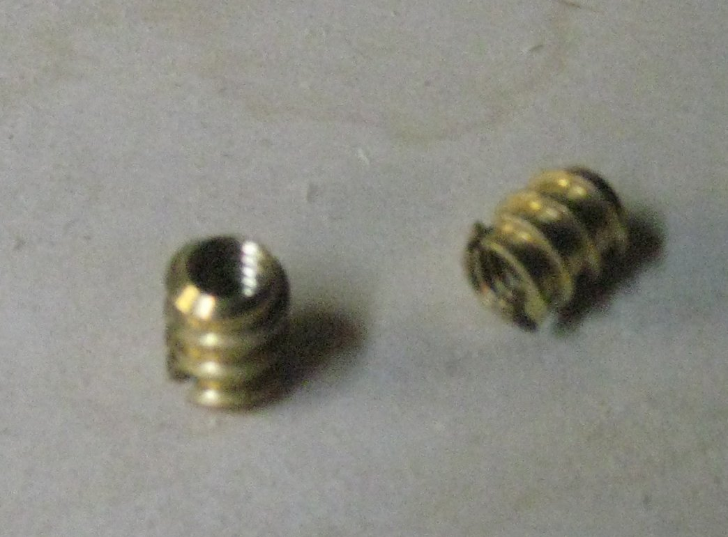 Picture of Install the Threaded Inserts