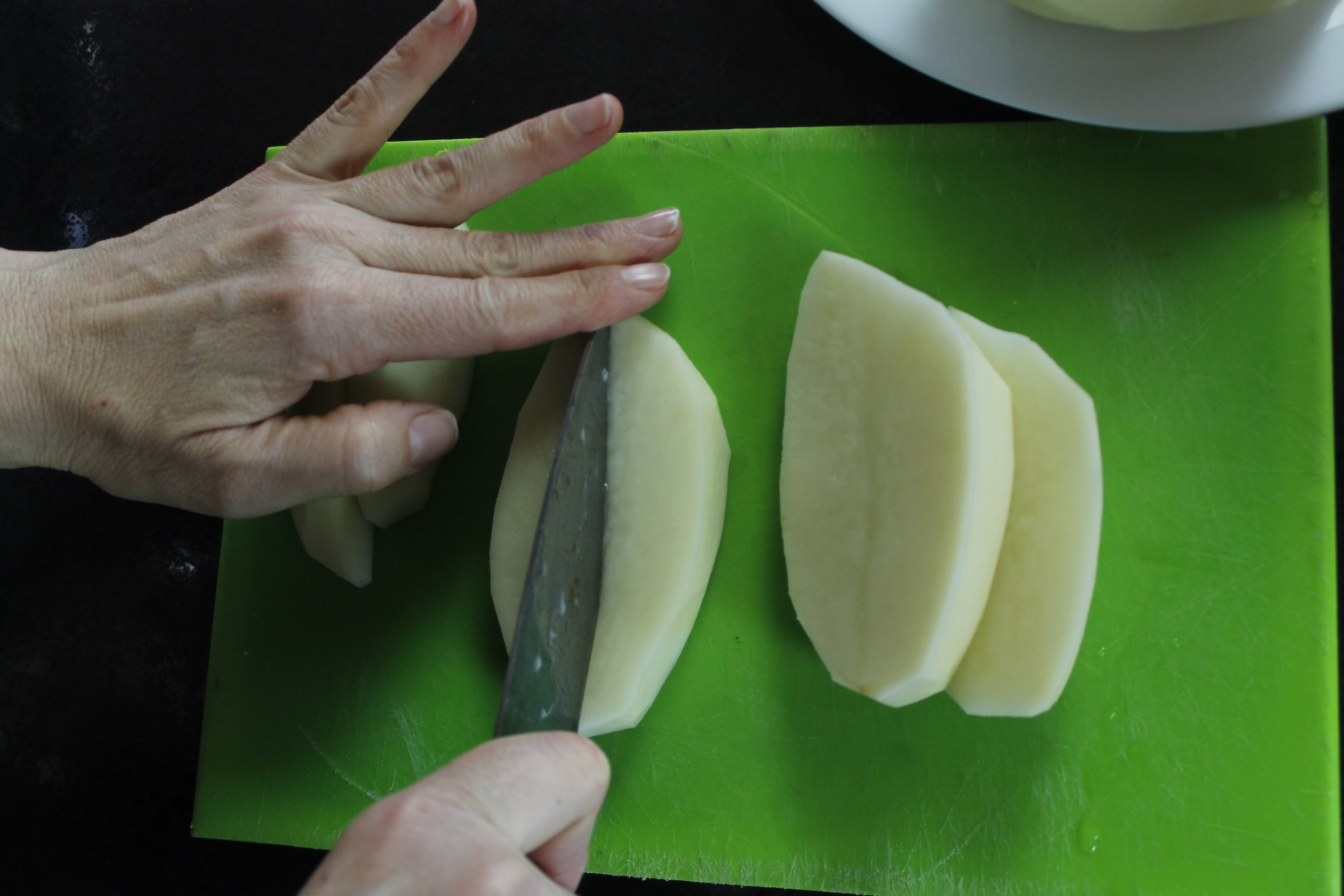 Picture of Cutting the Chips
