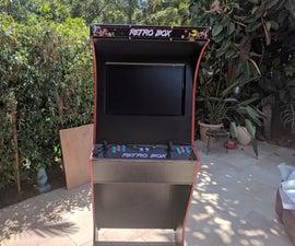 Arcade Machine - Retro Box