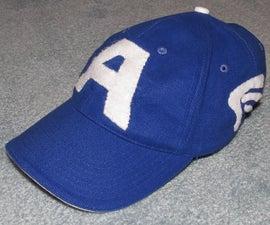 Captain America Baseball Hat