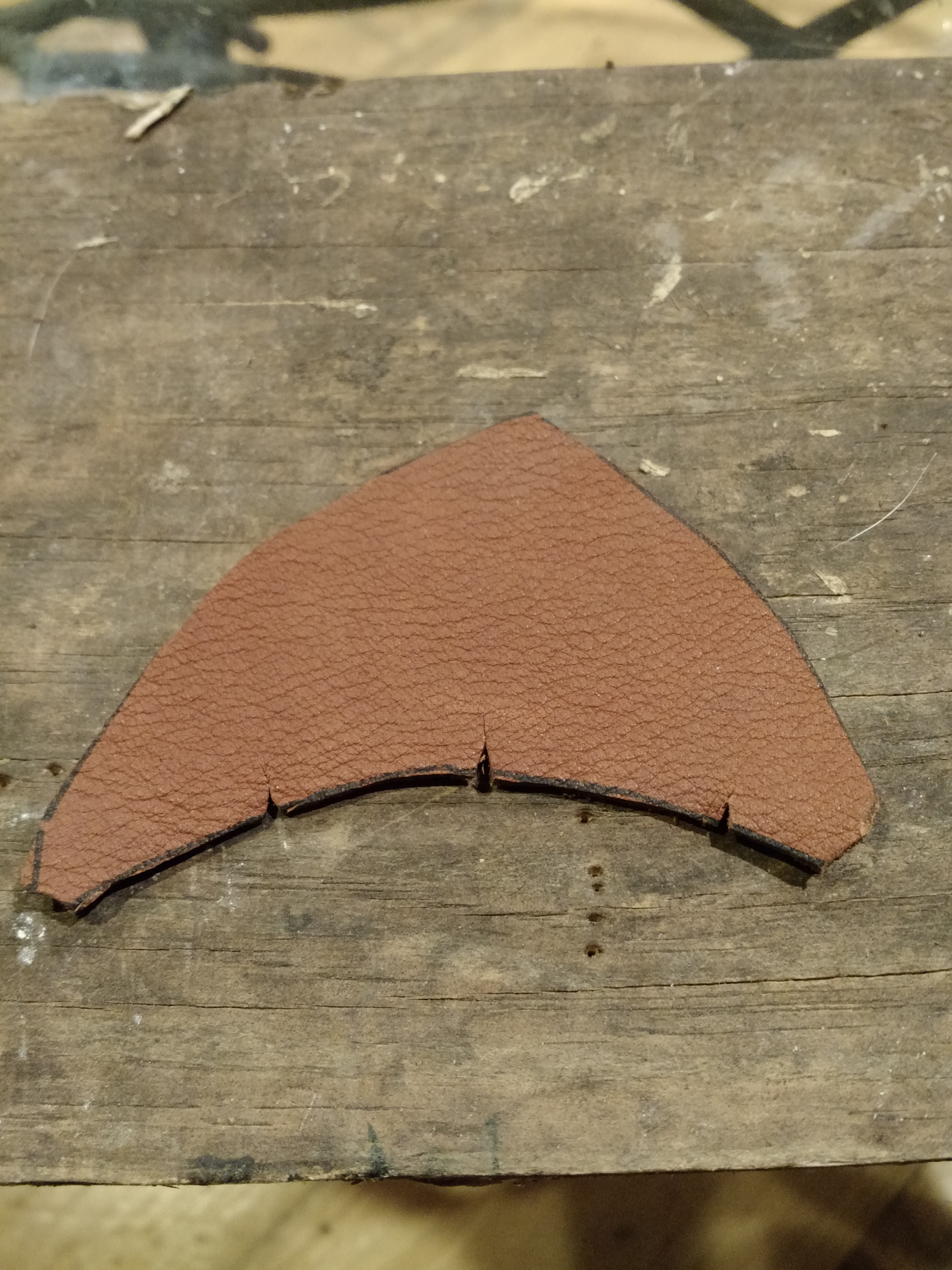 Picture of Buy Leather and Cut Out Shields