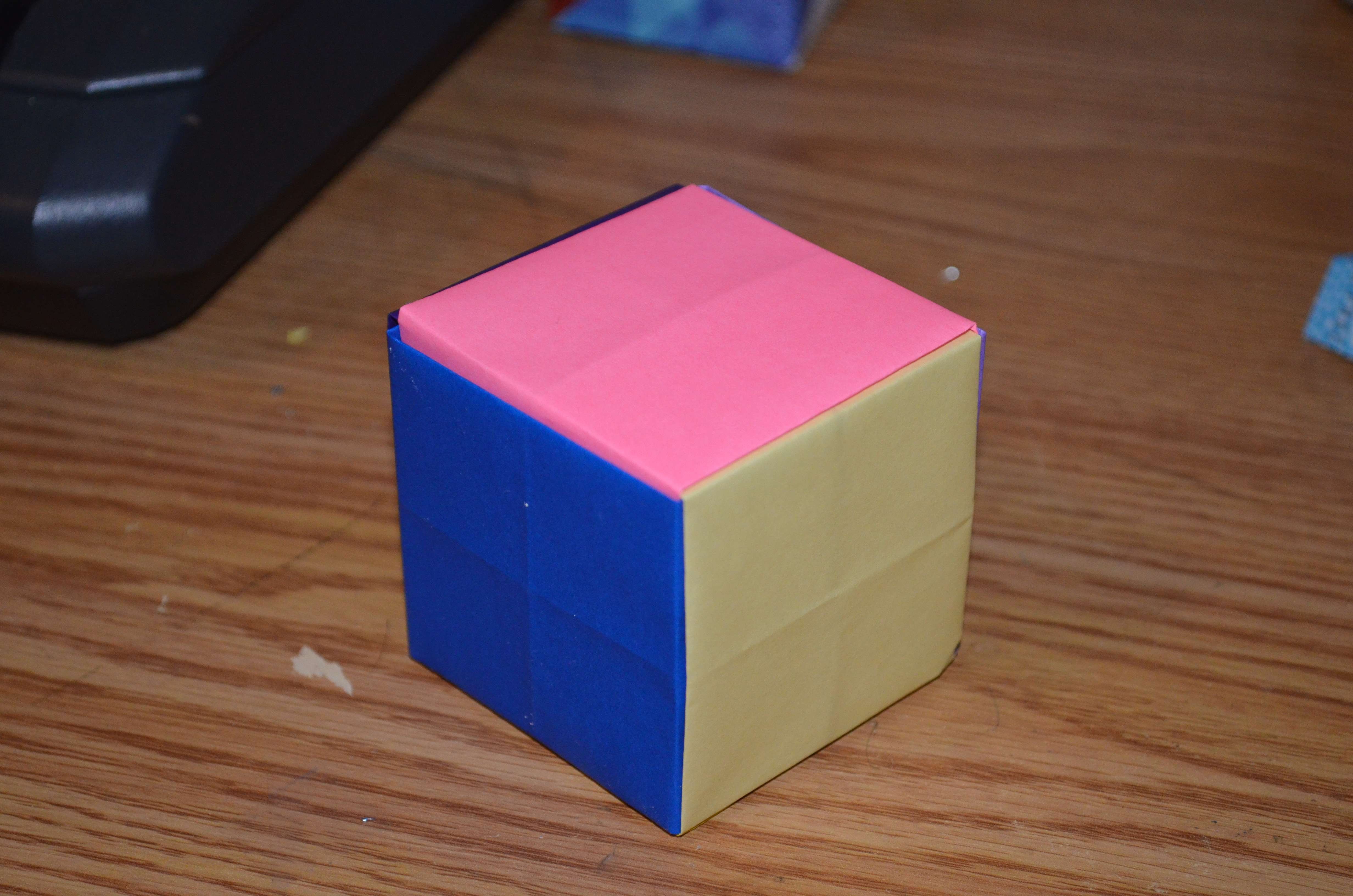 Picture of Origami Jackson Cube