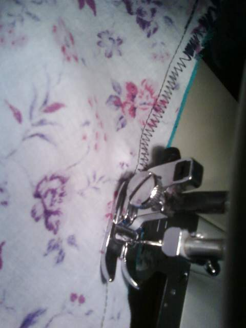 Picture of Starting to Sew!