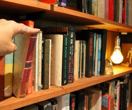 Secret Book Switch