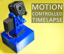 Motion Controlled Timelapse