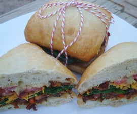 No Ordinary BLT Sandwich!